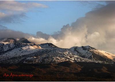 Vulkanlandschaften – Wolfgang Bussler