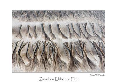 Sand- und Steinstrukturen – Wolfgang Bussler