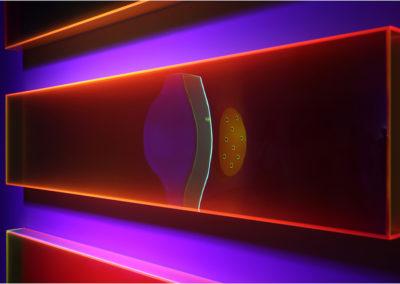 Lichtkunstfest 2015 – Wolfgang Bussler