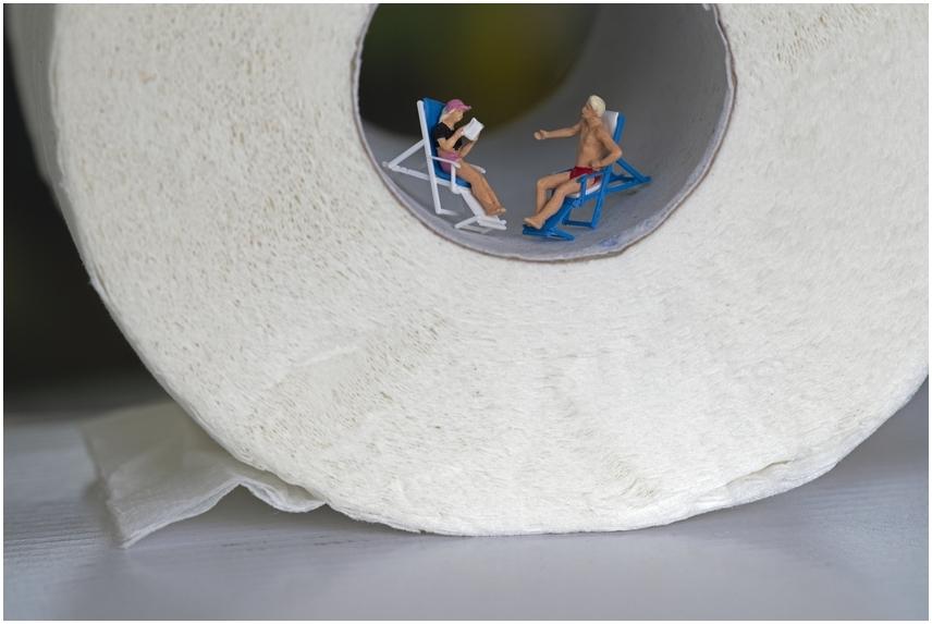 Thema Toilettenpapier