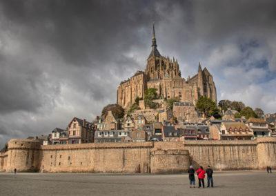 Schlösser der Loire und Mont-Saint-Michel von Annette Kudlek