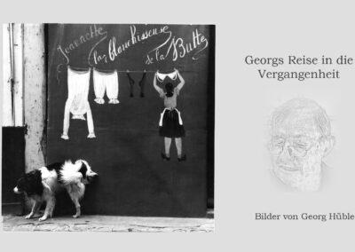 Georgs Reise in die Vergangenheit